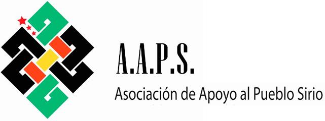 AAPS – Asociación de Apoyo al Pueblo Sirio Logo retina