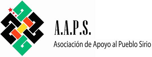 AAPS – Asociación de Apoyo al Pueblo Sirio Logo fijo retina