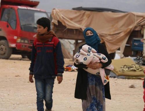 Emergencia humanitaria en Siria